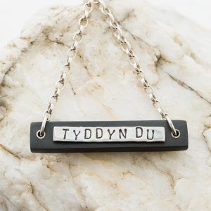 Farm Name Necklace